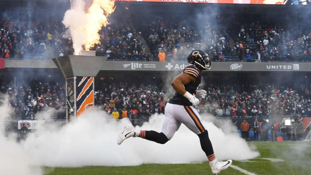 NFL Week 1 odds, picks: Bears cement status as NFC North