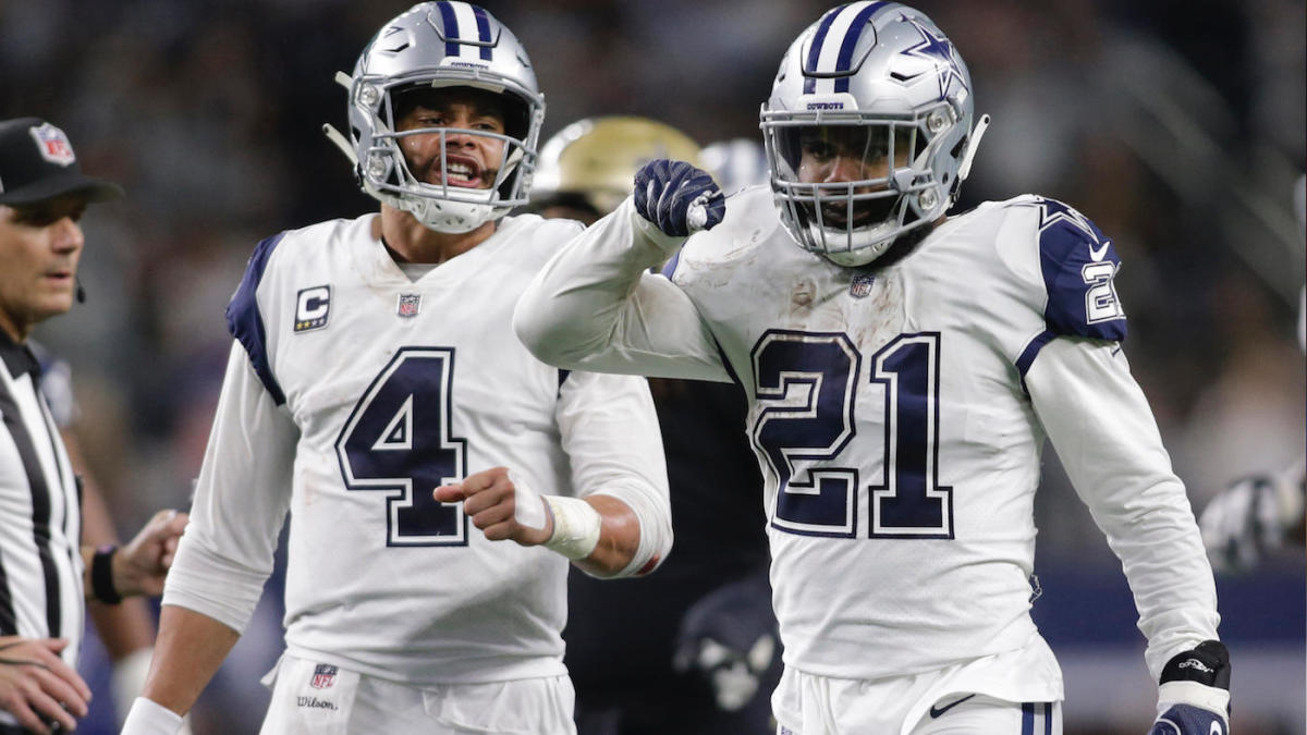 Ezekiel Elliott is ready to fill his normal role vs. Giants after returning to practice in great shape
