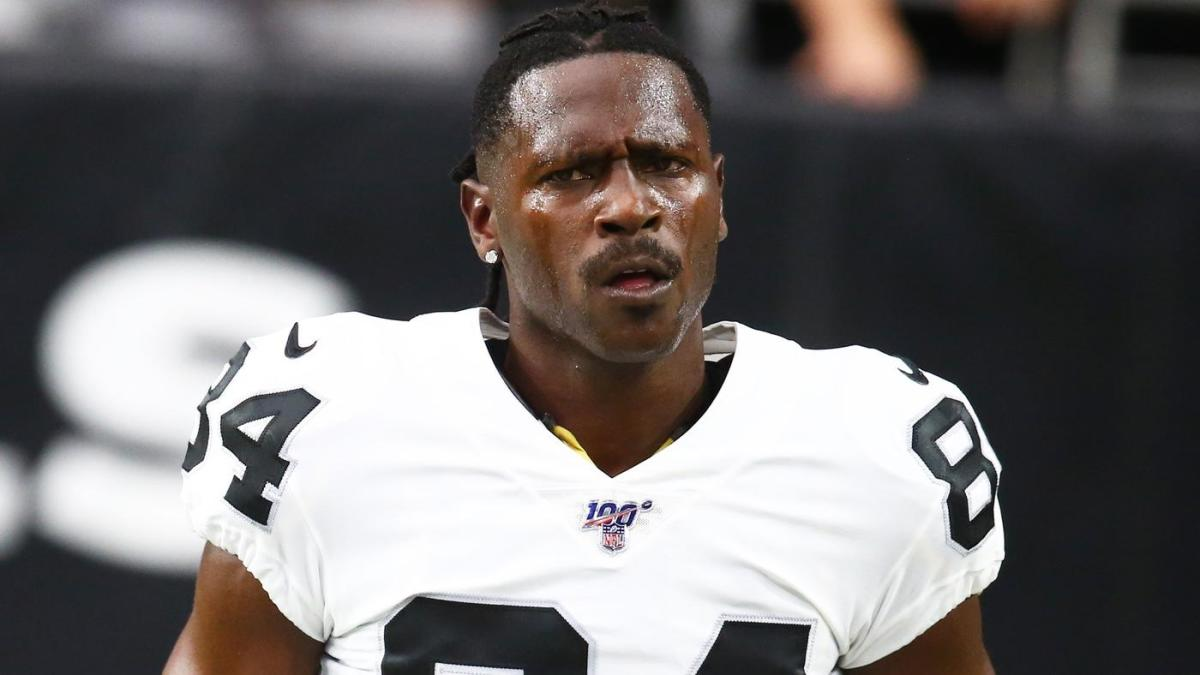 Raiders Cut Antonio Brown After Instagram Post Asking For