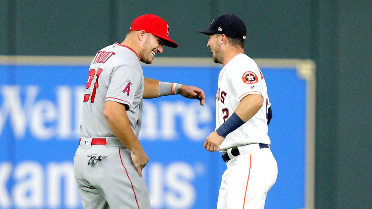 MLB Awards: A look at the top candidates to beat out Angels star Mike Trout for AL MVP