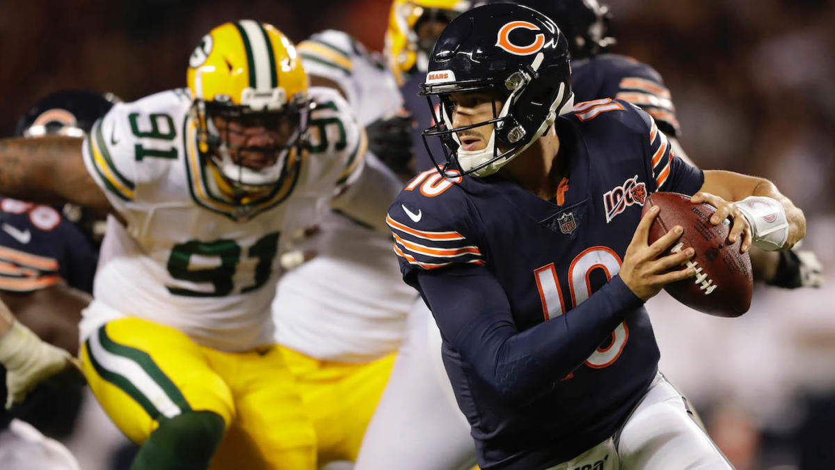 Packers Vs Bears Final Score Chicago S Offense Struggles As Green Bay Wins Low Scoring Game On The Road Cbs Sports E News Usa