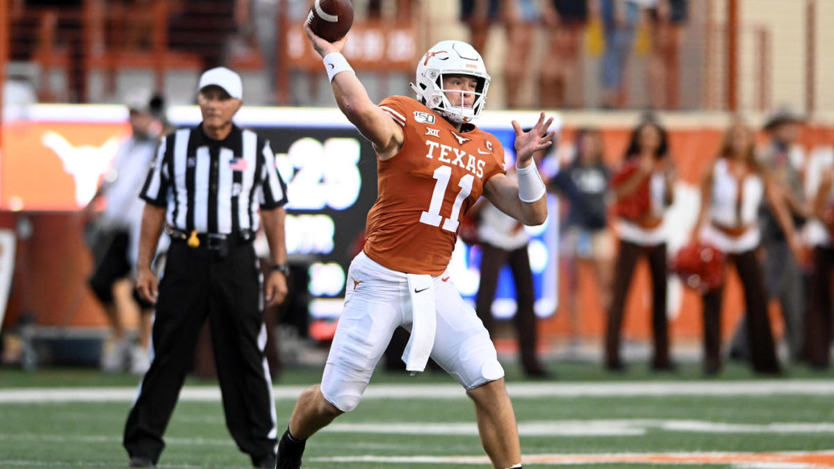 LSU vs. Texas score: Live game updates, highlights, college football scores, full coverage