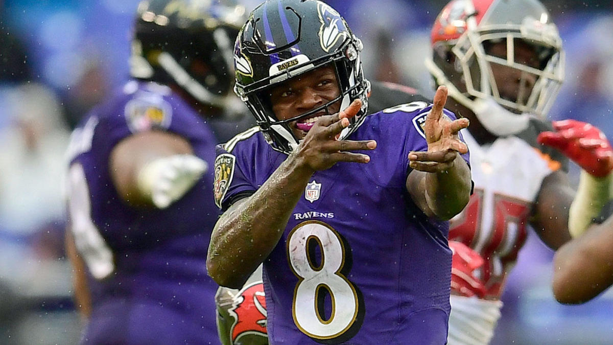 Fantasy Football Week 1 Start 'Em & Sit 'Em: Lamar Jackson
