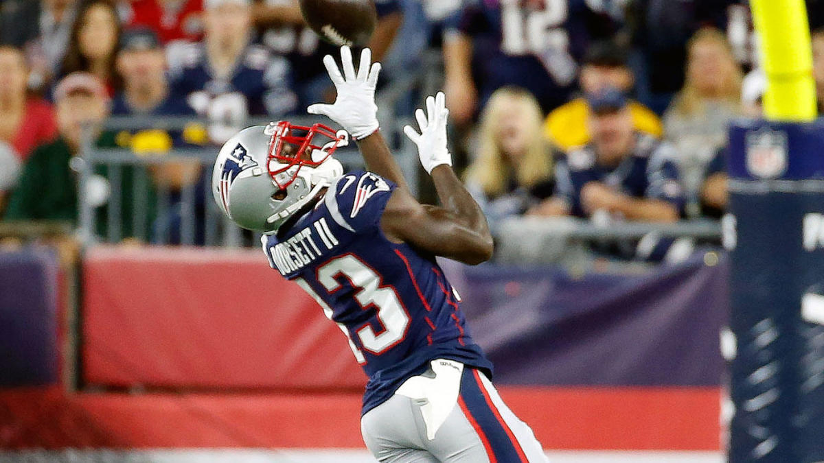 Phillip Dorsett had a chance to sign with Seahawks last year, and ...