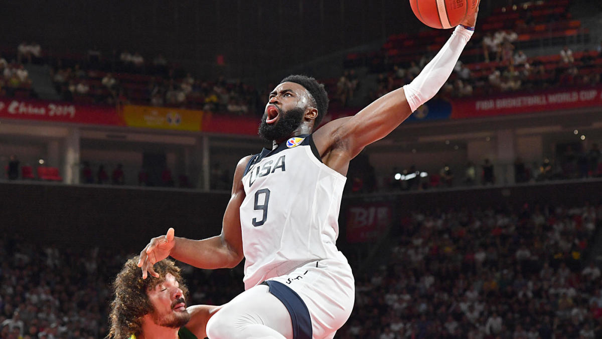Team USA basketball vs. Brazil score, takeaways: U.S. heads to FIBA World Cup quarterfinals, earns berth in 2020 Olympics