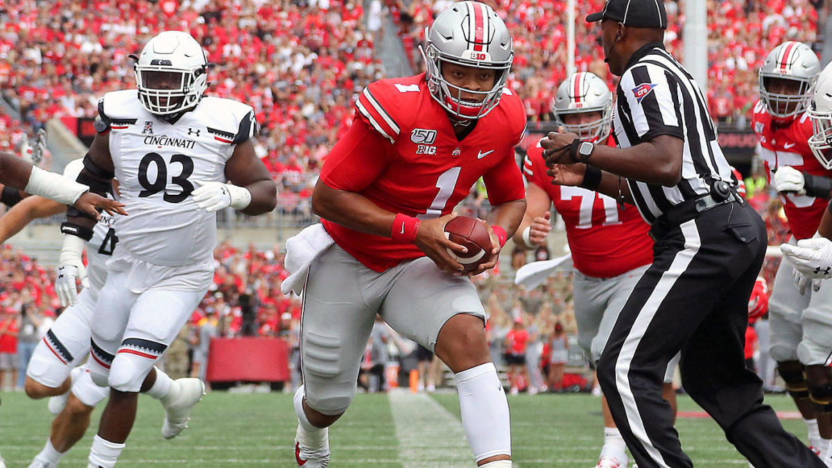 College football odds, lines, schedule for Week 5: Ohio State a huge favorite over Nebraska