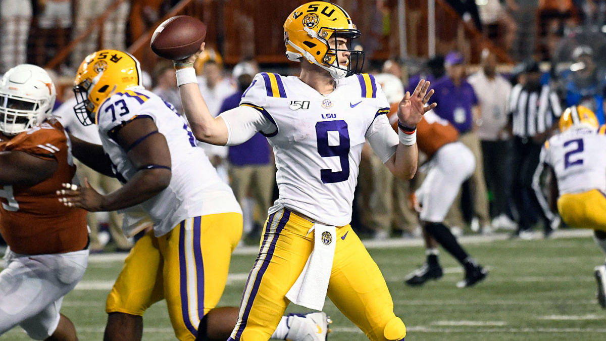 LSU vs. Vanderbilt odds: 2019 Week 4 college football picks, predictions from proven computer model