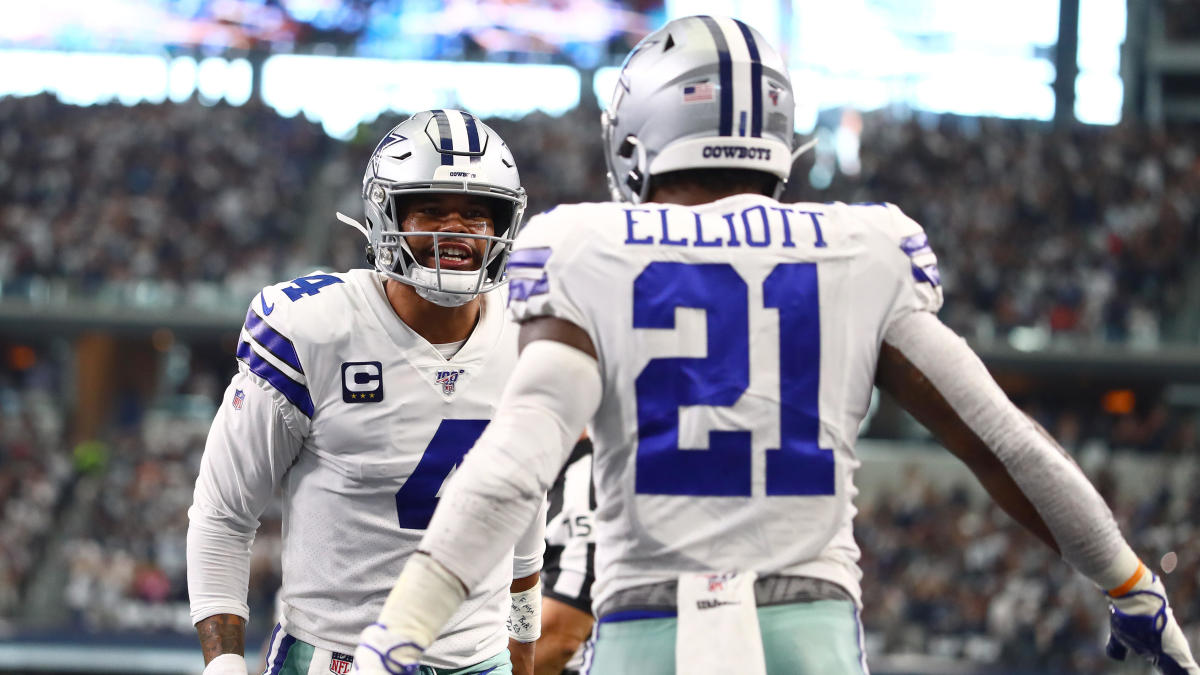 Cowboys Notes: Dak Prescott leads charge vs. Giants with historic outing, more from lopsided Week 1 win