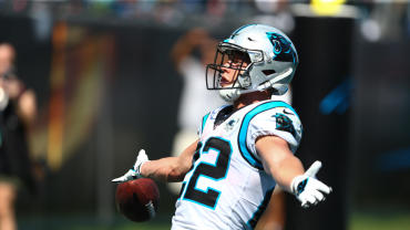 NFL: Los Angeles Rams at Carolina Panthers