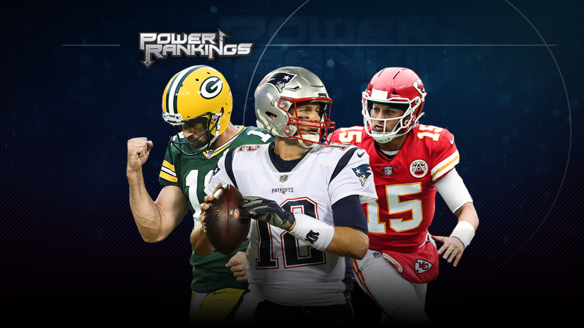 NFL Week 2 Power Rankings: Patriots back at No  1, Ravens