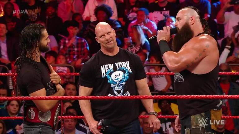 WWE Raw results, recap, grades: 'Stone Cold' Steve Austin steals the show in Madison Square Garden return