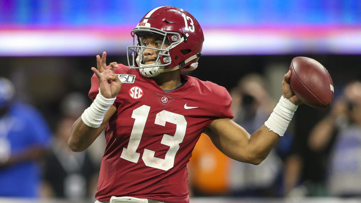 College football odds, picks, predictions for Week 4: Proven computer model loving Alabama, Florida