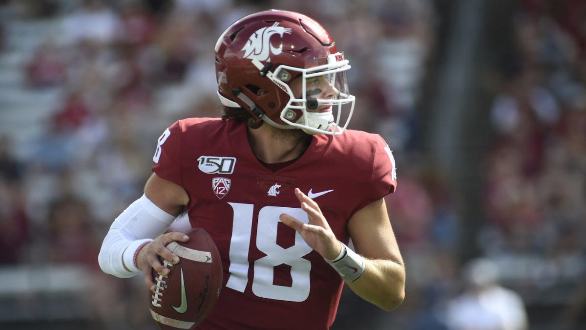 pretty nice a742d 9cd3f UCLA vs. Washington State odds, predictions: 2019 college ...