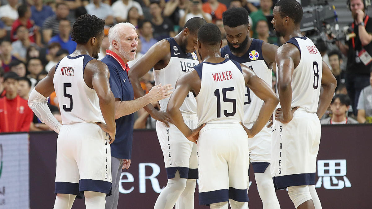 Usa Out Of World Cup 2020.Fiba World Cup 2019 Team Usa Eliminated By France What