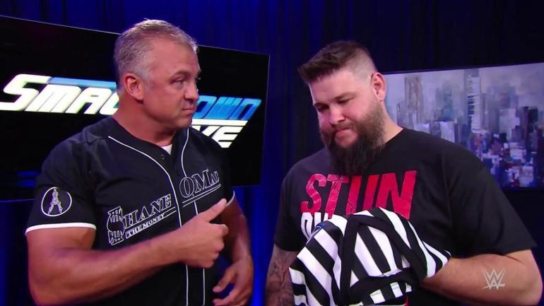 WWE SmackDown results, recap, grades: Shane McMahon fires Kevin Owens, Kofi Kingston repeats MSG history