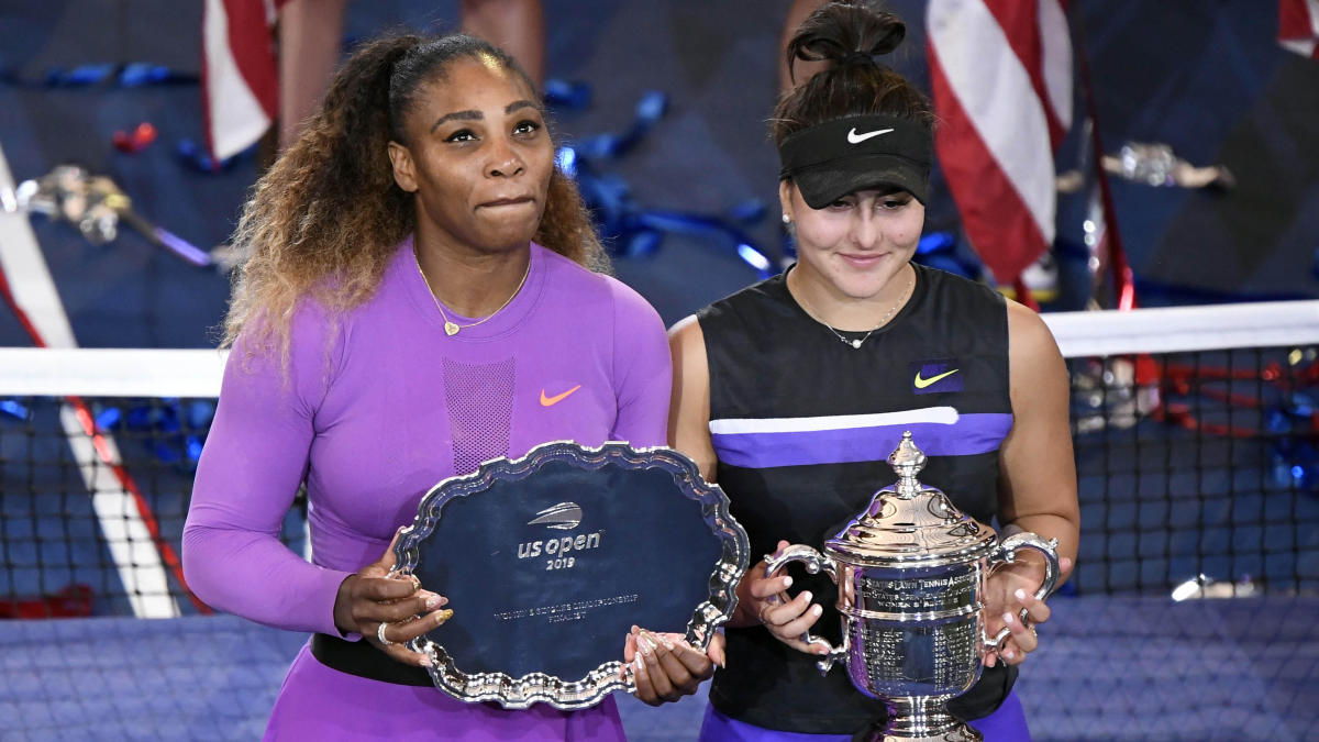 We Need to Talk: Monica Seles talks 2019 US Open and Serena Williams