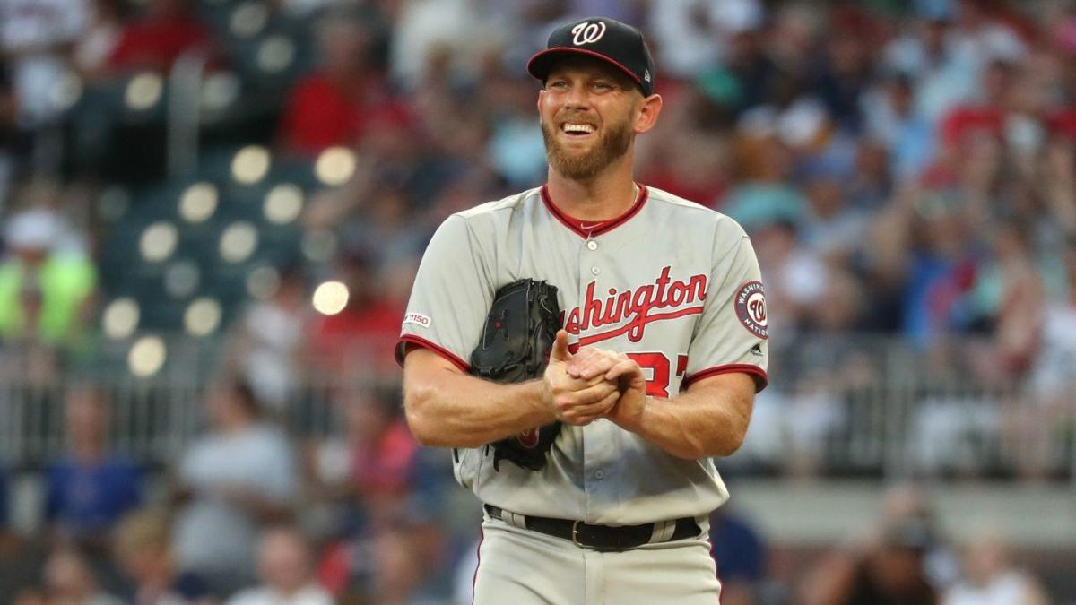 Stephen Strasburg re-signs with Nationals for record-breaking $245 million deal
