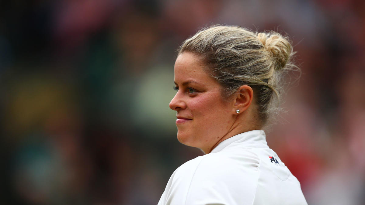 Kim Clijsters, retired four-time Grand Slam champion, announces plan for 2020 tennis return