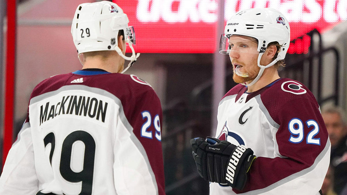 NHL Power Rankings: Avalanche overtake top spot, Capitals and Rangers move in opposite directions