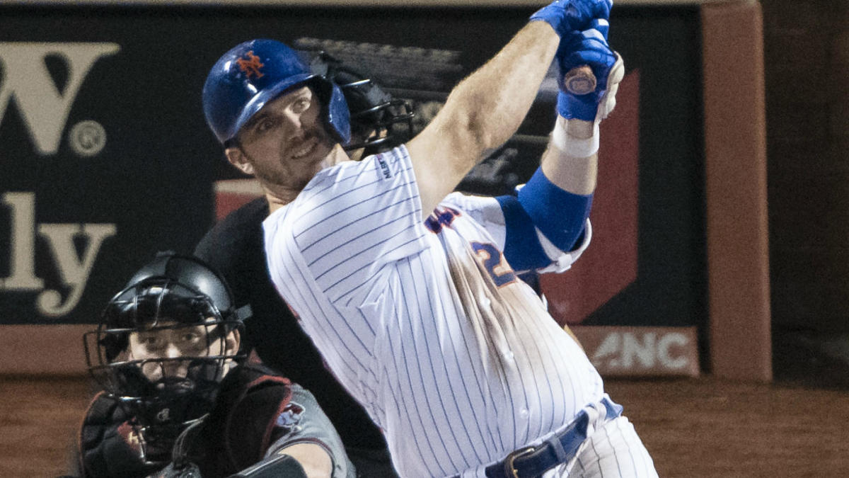 Previewing 2020 Fantasy Baseball Rankings: Top 20 first basemen elevate Pete Alonso to stud status before getting muddled in the middle