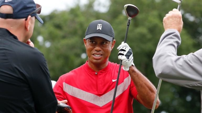 Tiger Woods calls himself 'playing captain' in reference to Presidents Cup roster