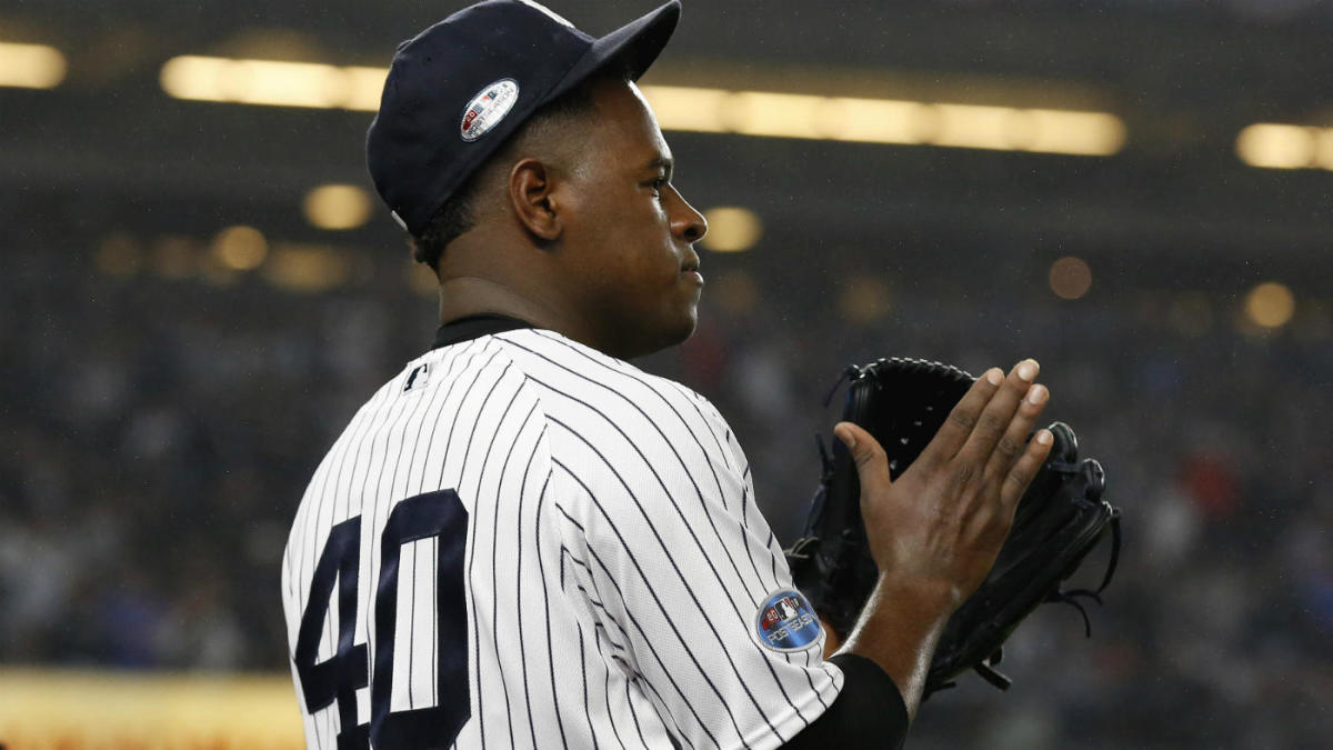 Fantasy Baseball Week 26 Preview: Two-start pitcher rankings reveal Luis Severino to be a sleeper in his return