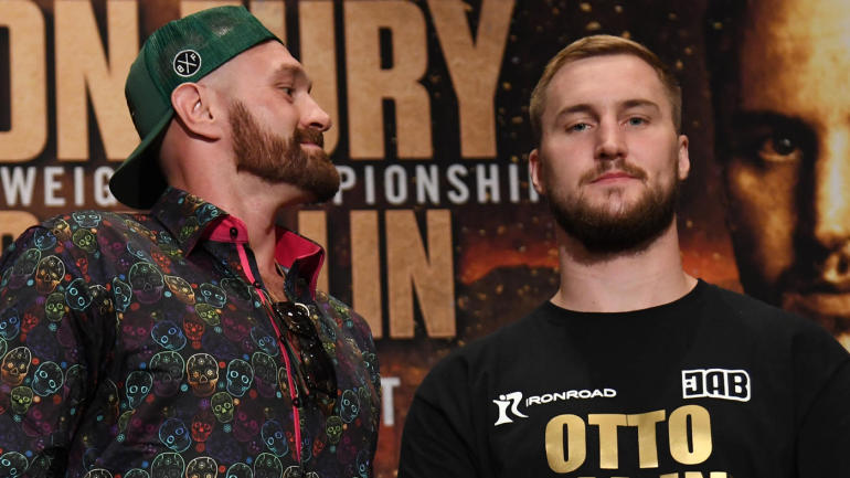 Tyson Fury vs. Otto Wallin start time, live stream, fight prediction, date, card, odds, preview