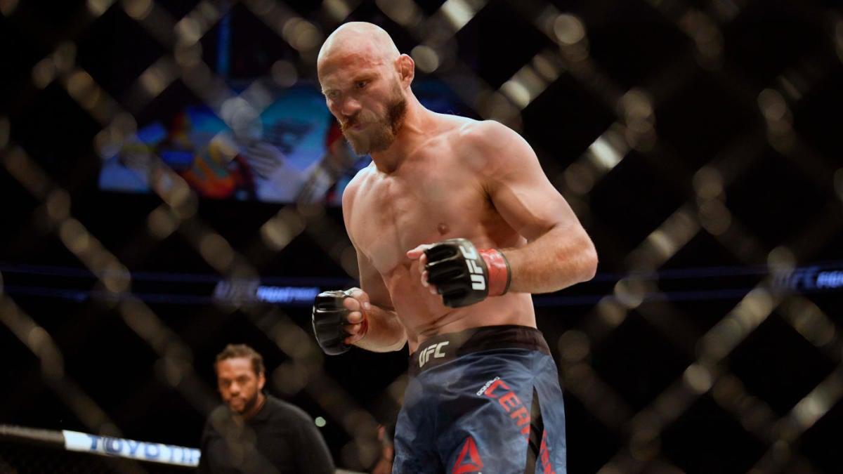 UFC Fight Night 158 odds, top predictions: MMA insider picks Cerrone vs. Gaethje, Teixeira vs. Krylov