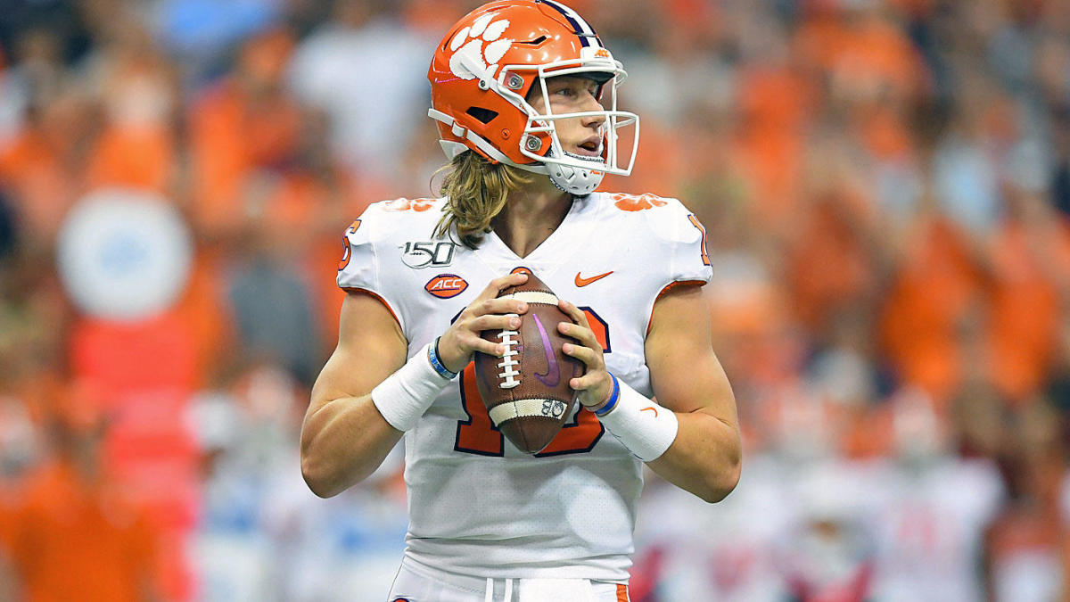 2019-20 College Football Playoff odds, picks, predictions: Advanced computer model fading Clemson