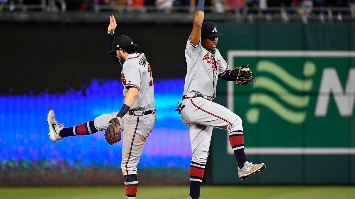MLB wild card standings: Magic numbers, MLB playoff odds as Braves clinch postseason berth