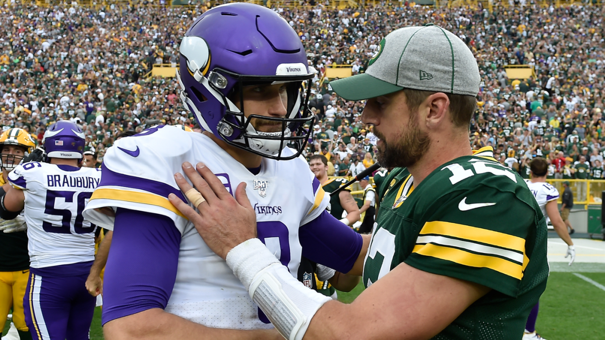 Vikings At Packers Score Takeaways How Green Bay Nearly Blew A 21 0 Lead But Escaped With A Win Cbssports Com