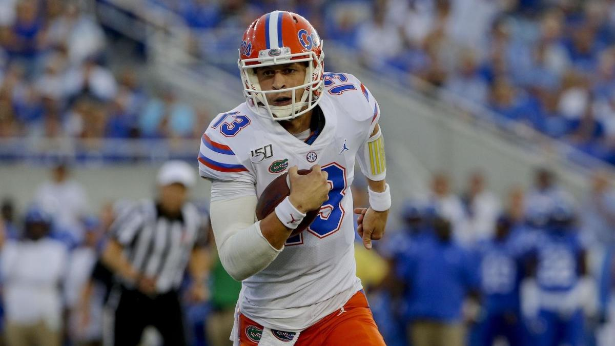 Florida quarterback Feleipe Franks out for season with six-month recovery for dislocated ankle