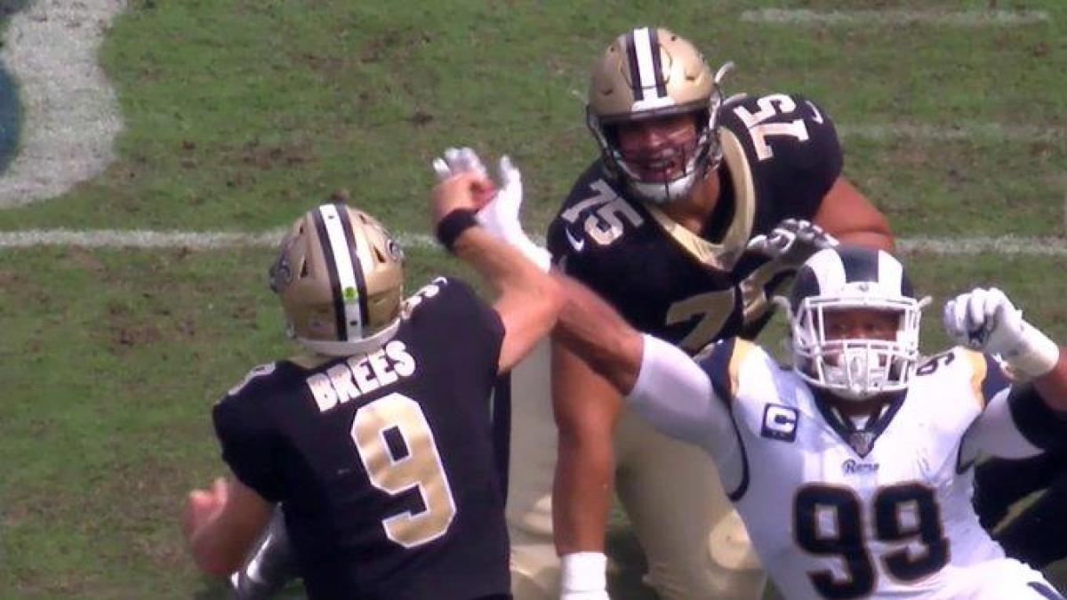 Drew Brees Set For Surgery On Ligament Injury In Throwing Thumb Saints Qb Likely Out Six Plus Weeks Cbssports Com