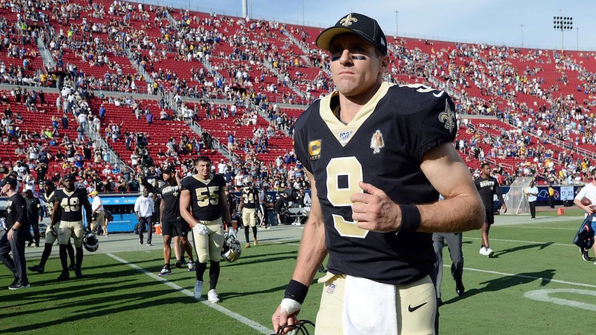 Drew Brees injured: Saints' playoff, Super Bowl odds take a massive hit following injury diagnosis