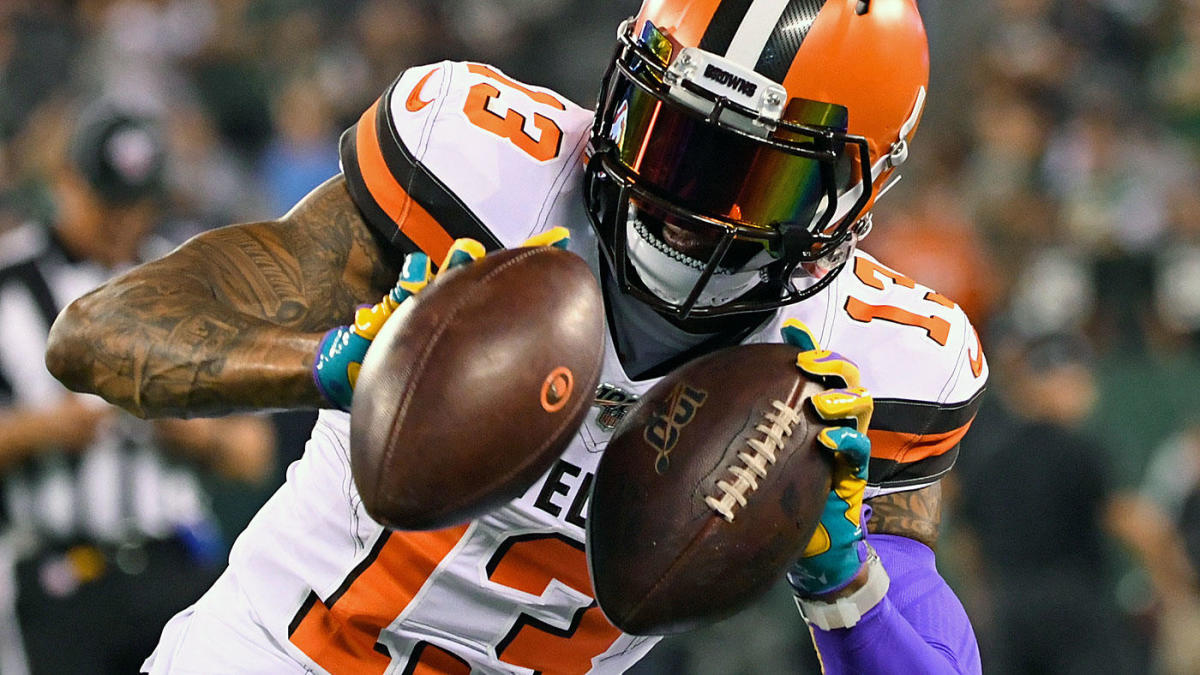 Odell Beckham Jr. suggests NFL officials singled him out during Week 2 MNF victory