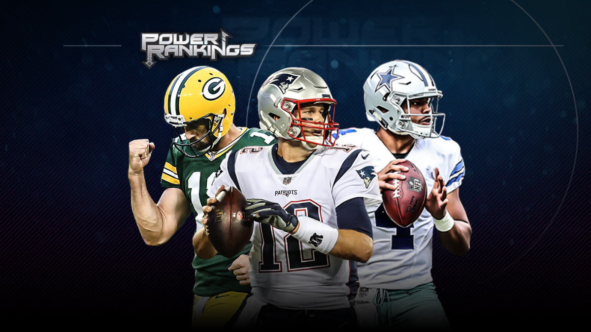 NFL Week 3 Power Rankings: Cowboys climb into the top five, Steelers tumble after losing Ben Roethlisberger