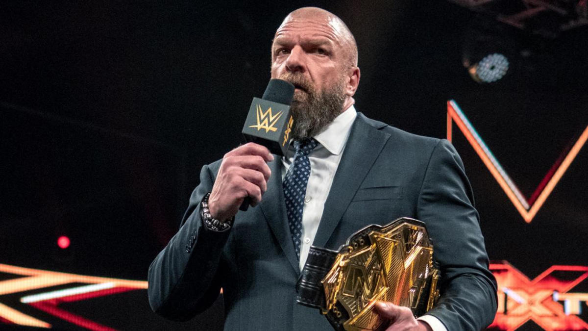 Triple H on reviving the In Your House brand for NXT TakeOver: 'The timing was right on it'