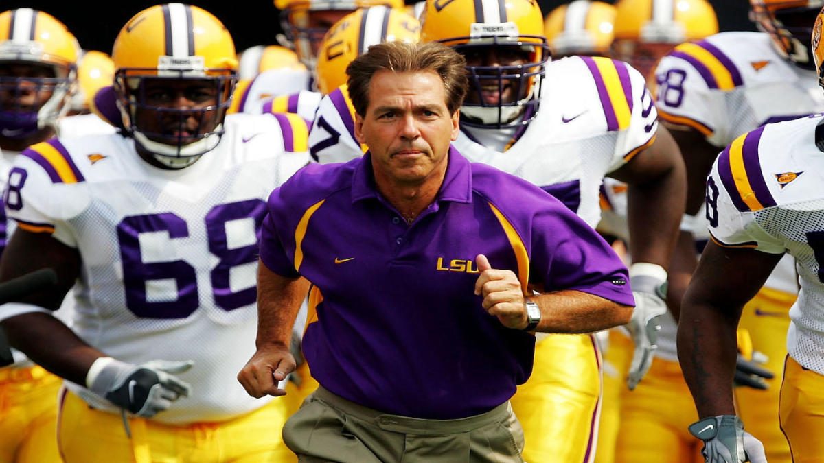 Nick Saban earns induction into Louisiana Sports Hall of Fame 15 years after LSU departure