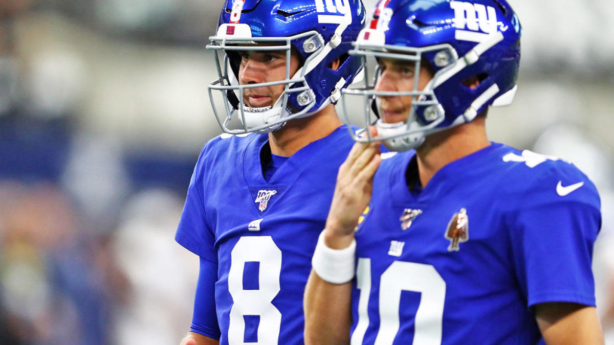 Fantasy Football Week 3 Quarterback Preview: Is Daniel Jones a starter? Plus, streaming options, projections, DFS plays and more