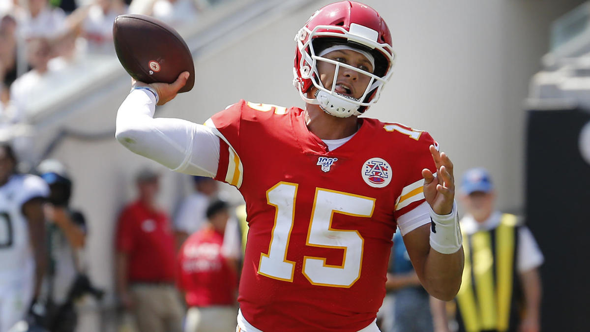 Pete Prisco's NFL Week 3 picks: Chiefs, Patrick Mahomes light up Ravens, Daniel Jones will have tough day, 49ers get to 3-0