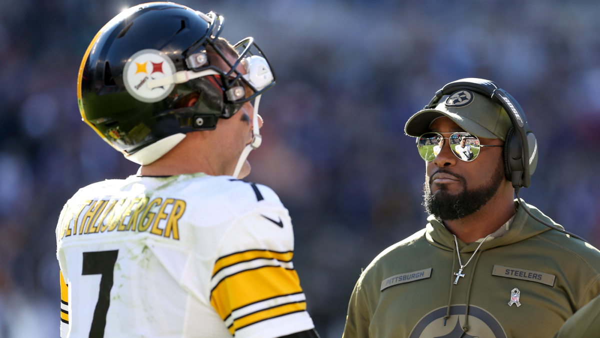 Ben Roethlisberger injury: Mike Tomlin says there's a 'strong possibility' that Big Ben bounces back from injury