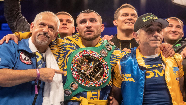 Boxing Pound for Pound Rankings: Vasiliy Lomachenko holds firm, welterweight champions on the rise
