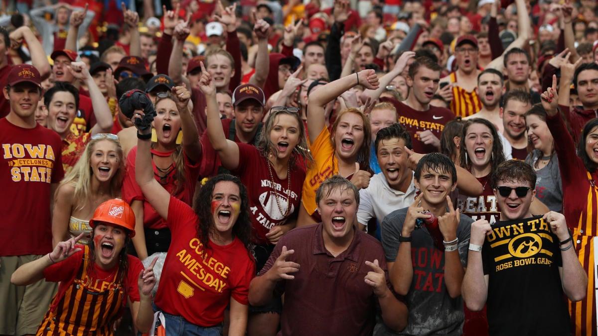Iowa State University Hook up différence d'âge datant de Christian