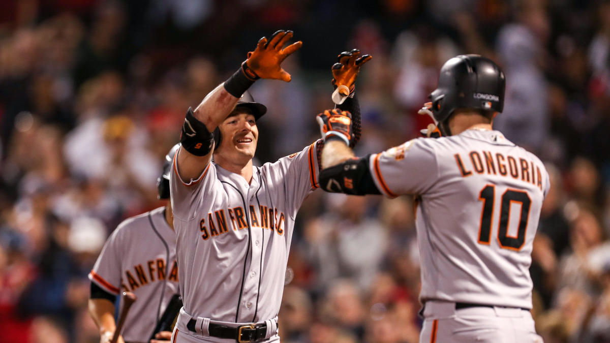 Today's Top Picks: Why the Giants are a great play in Boston and more best bets in MLB and college football