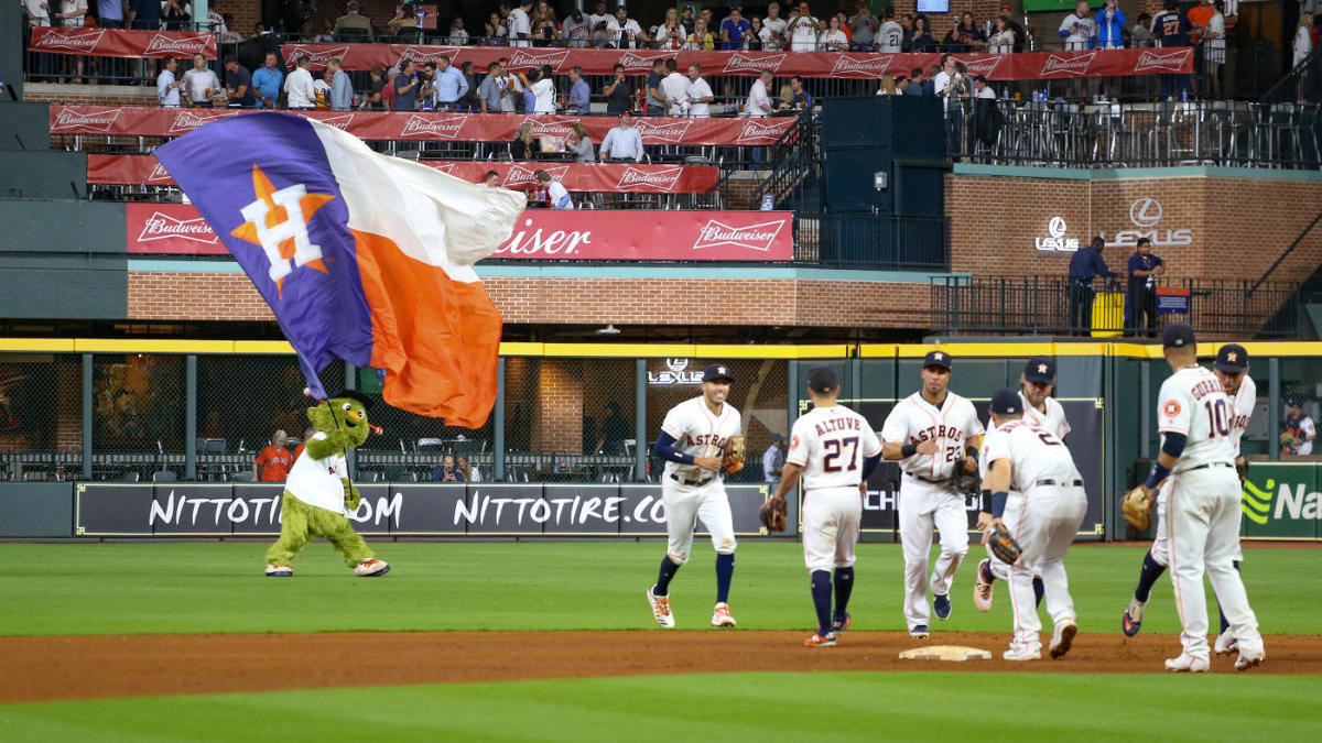 Astros win 100th game of 2019, clinch postseason berth for third consecutive season