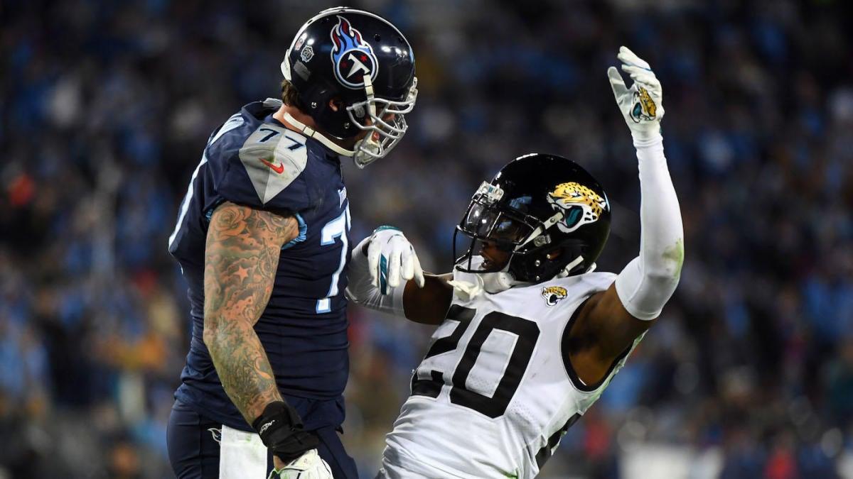 Titans vs. Jaguars: Live updates, stats, highlights from Thursday Night Football – CBS Sports