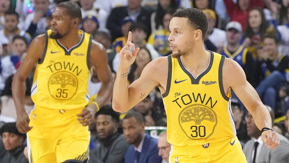 Warriors will miss Kevin Durant's lethal iso game, but history shows Stephen Curry can dominate in same way