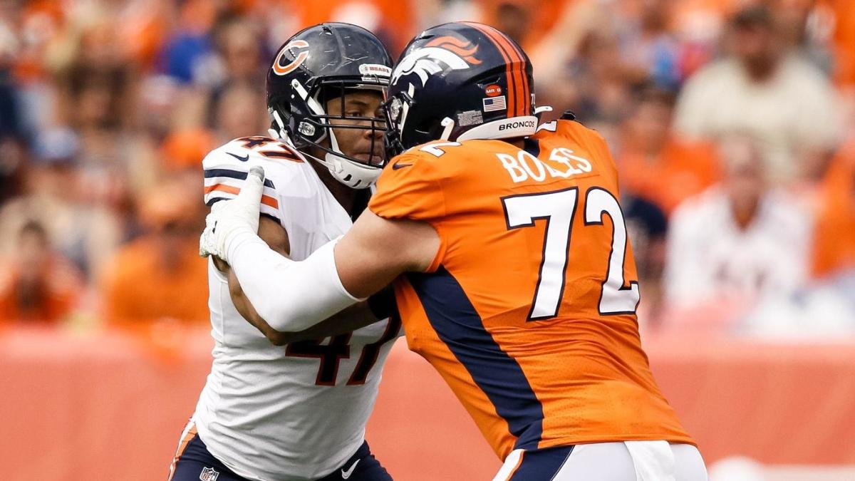 John Elway calls out Broncos' Garett Bolles as holding penalties rack up for former first-round pick