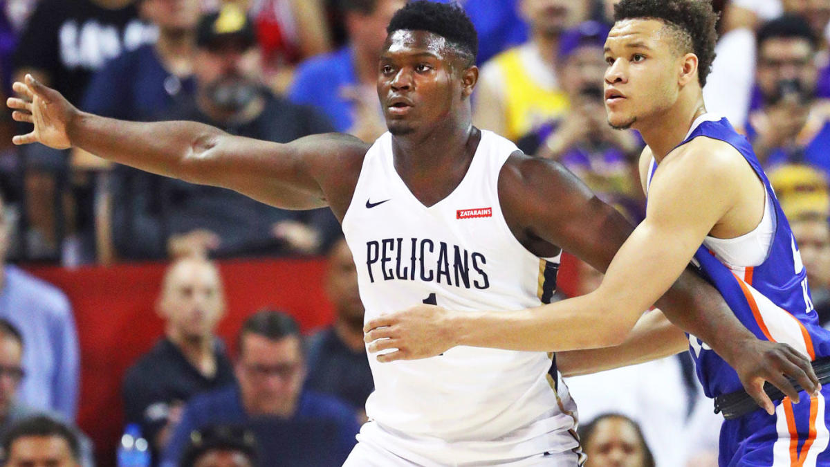 Fantasy Basketball Draft Prep: Rookies preview starts with imposing Zion Williamson, of course