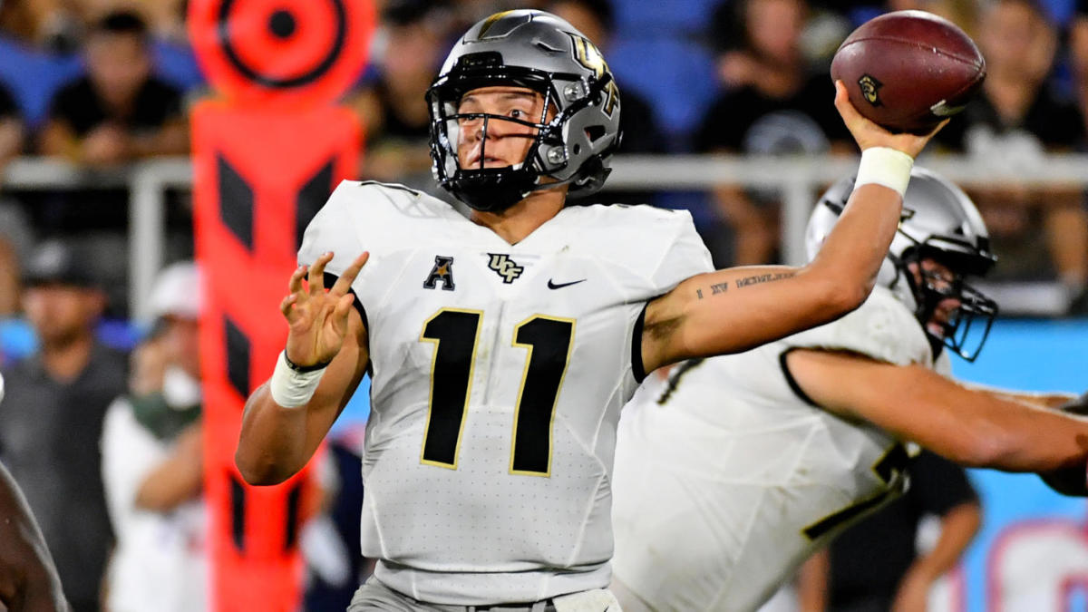 cheap for discount f77c2 99b4a UCF vs. Pitt odds, predictions: 2019 college football picks ...